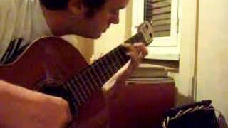 Masada Guitars - Tim Sparks - Sippur
