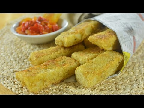 How To Make Fried Yam - Chef Lola's Kitchen