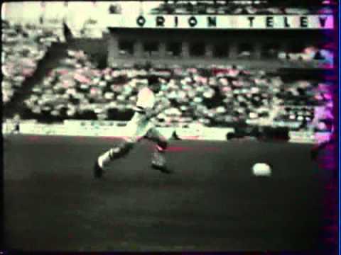 1965 (June 27) Hungary 2-Italy 1 (Friendly).mpg