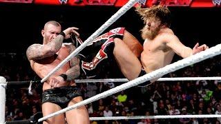 Randy Orton vs Daniel Bryan (Raw 3.2.2014)