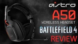 Review Equipamentos #2 - Headset Astro A50 - Battlefield 4