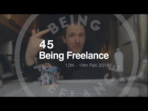 Hiring a Ghost Writer to help with blog posts - 45 Being Freelance Vlog