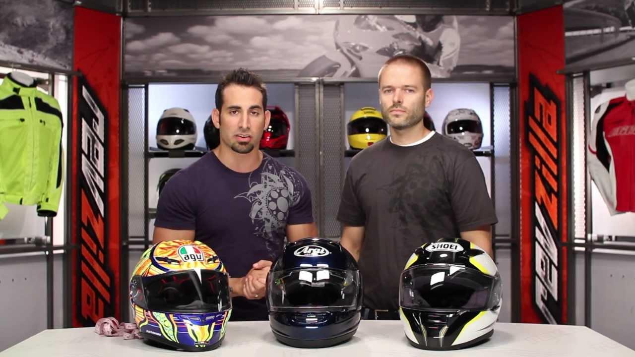 Motorcycle Helmet Sizing Guide at RevZilla com