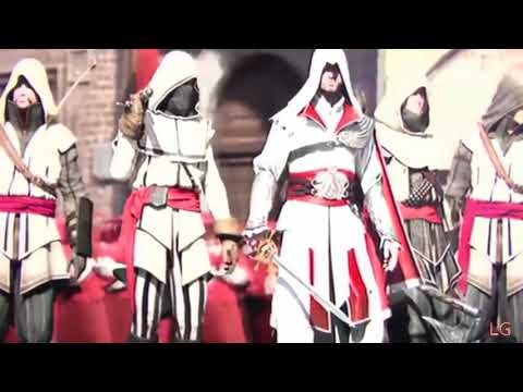Eminem Ft Drake & Lil Wayne Assassin's Creed Assassin's Creed Music Video 2018 720p