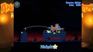 Angry Birds Halloween: 2-2