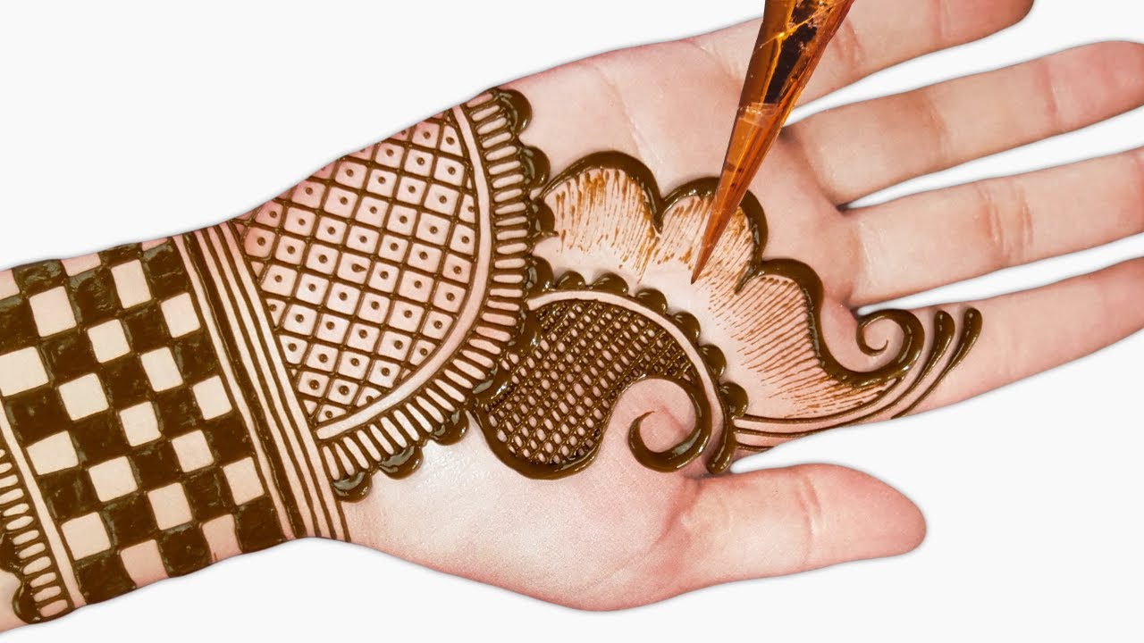 Beautiful Easy Mehndi Designs For Hands Simple Mehndi Designs For Front Hands Step By Step Youtube,Dubai Design District