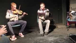 John Joe Kelly (1) teacher's recital - Craiceann 2014 video notes