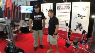 Outdoor Retailer 2014 - Bulldog Trailers Australian Folding Kayak Trailers