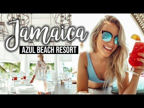 Azul Sensatori Beach Resort Tour   Negril, Jamaica
