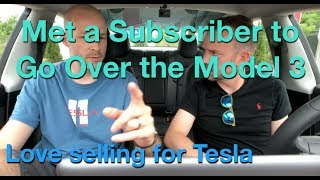 Model 3 Show and Tell - Selling for Tesla
