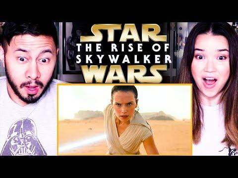 STAR WARS: THE RISE OF SKYWALKER | Episode IX | Teaser Reaction!