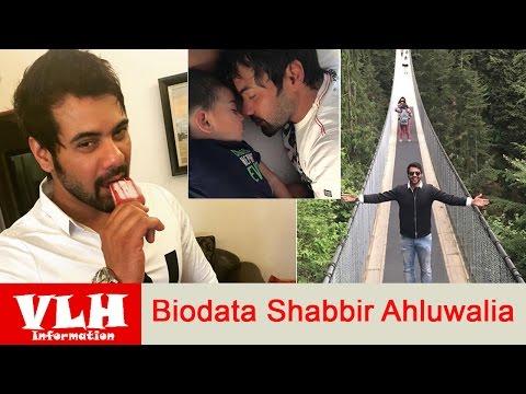 Biodata Shabbir Ahluwalia Pemeran Abi di Film Lonceng Cinta di ANTV