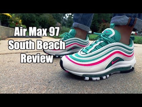 south beach nike air max 97 miami vice review + on-feet 2d1b378ab