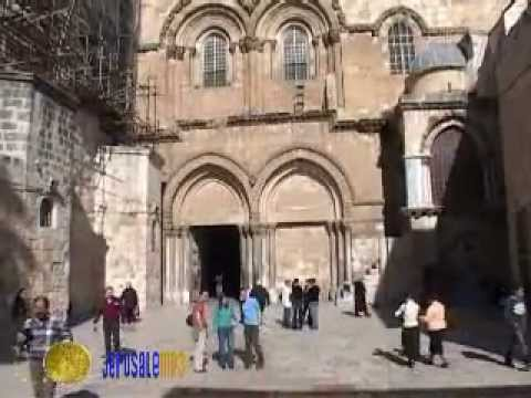 Via Dolorosa - Audio Walking Tour in the Old City of Jerusalem