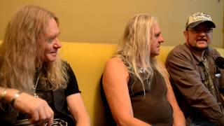 Saxon Interview ~ Sacrifice Tour