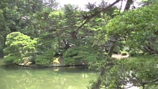 Nho music Katsurarikyu(kyoto) 能『葵の上』観世流 光源氏の正妻、左大...