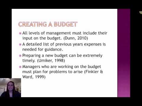 Healthcare Management Controlling and Budgetary Approaches