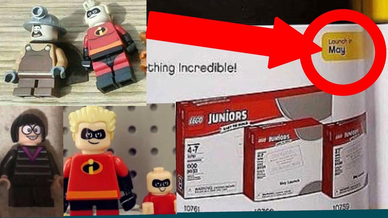 Lego Incredibles 2 Set Info