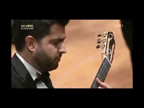 "Rafael Aguirre Plays ""Concierto De Aranjuez"" In Seoul With KBS Orchestra And Yoel Levy"