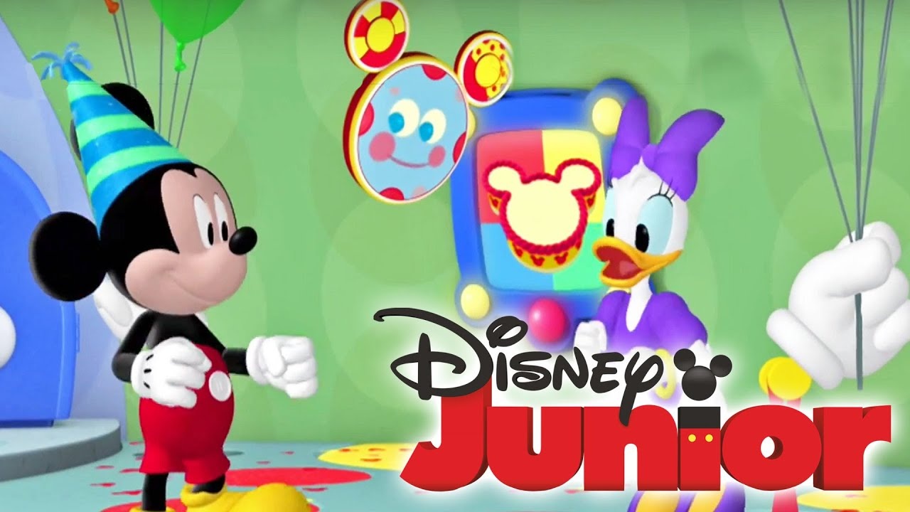 Der Micky Maus Geburtstags Song Auf Disney Junior Youtube