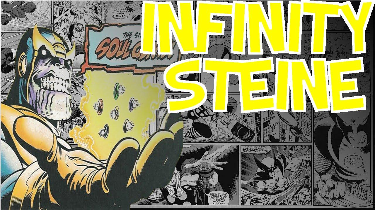 Infinity Steine Fähigkeiten