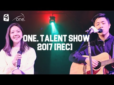 LSESUCS One Campaign ONE. Talent Show 2017 [REC]