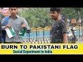 PAKISTANI FLAG KO PHAAR DO GY? | Independence Day Special | Social Experiment