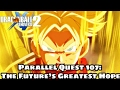 Dragon Ball Xenoverse 2 DLC Pack 3 Parallel Quest 107: The Future's Greatest Hope