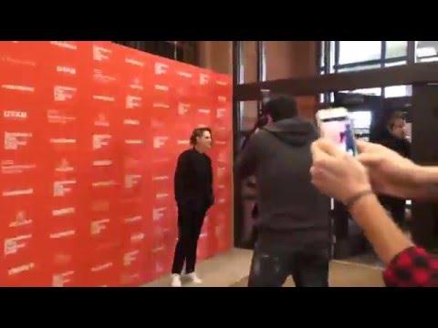 Kristen Stewart at 'Certain Women' Premiere in #Sundance2016