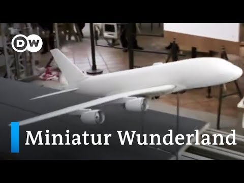 Miniatur Wunderland: The world's largest tiny airport   DW English