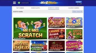 £5 Free No Deposit Cash - Winomania Online Casino Review