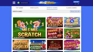 £5 Free No Deposit Cash - Winomania Online Casino Review