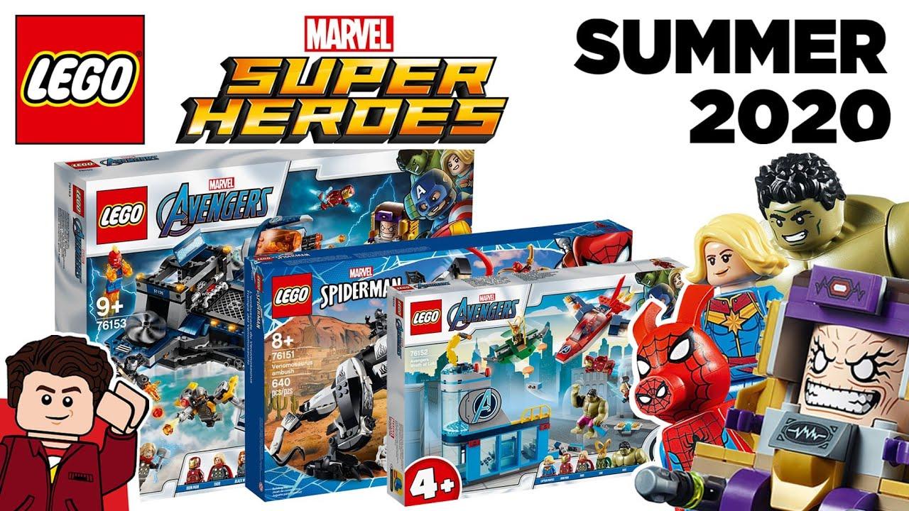 įsivaizduok Apgula Skylė Lego Super Heroes Youtube Yenanchen Com