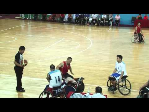 香港 (Hong Kong) VS 陕西 (Shanxi) - 12 Sep 2015 (All-China Games)