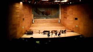 """""""Escolaso"""" de la Suite Troileana de Astor Piazzolla."""