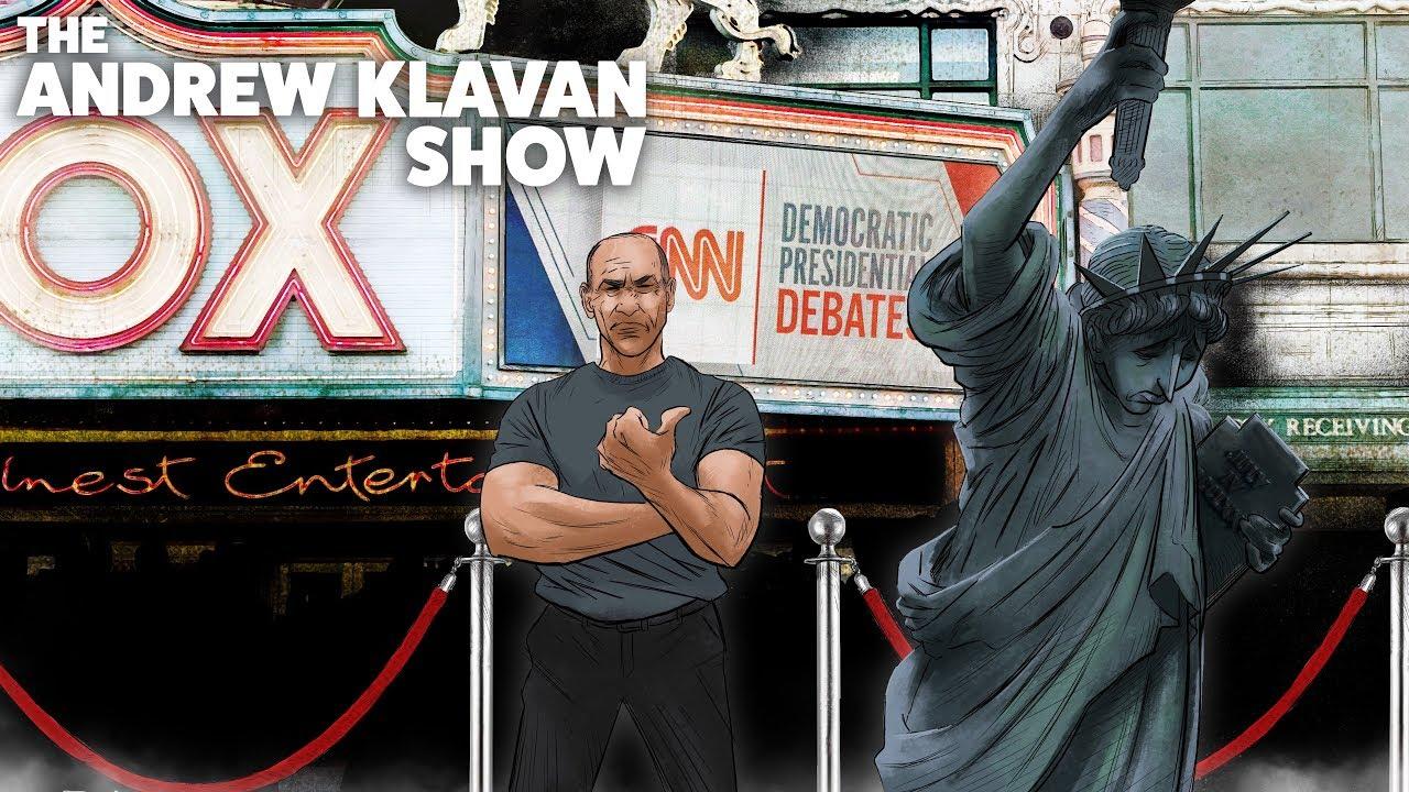 Dems Moderate Dems Debating Dems |  The Andrew Klavan Show Ep. 741
