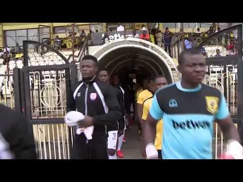 Footy-GHANA.com :: Match Highlights: AshantiGold 1-0 Inter Allies | #GHPLwk9