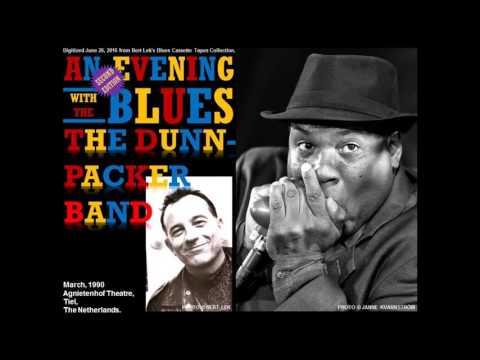 The Dunn Packer Band AEWTB 1990 Tiel The Netherlands