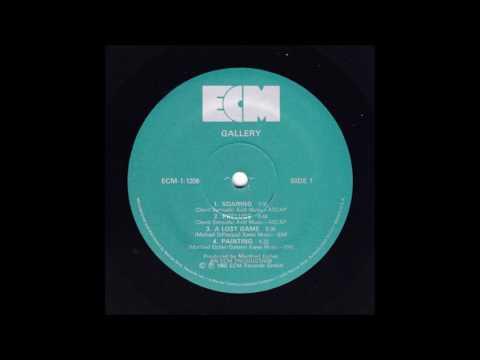 GALLERY ECM LP 1981