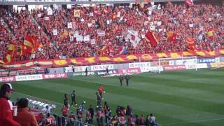 Life in Japan #14 J-League Nagoya Grampus Soccer
