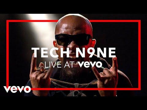 Tech N9ne - Planet (Live At Vevo)