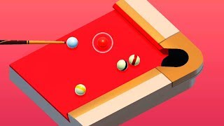 Pocket Pool (by Ketchapp) Android GamePlay FullHD