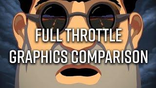 Full Throttle Graphics Comparison - Original vs Remastered