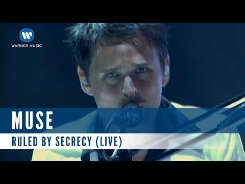 Muse - Ruled By Secrecy (Live)