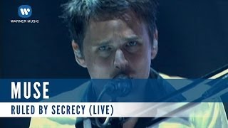 Watch Muse Ruled By Secrecy video