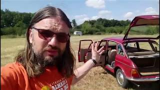 Real Road Test: 1977 Austin Maxi 1750