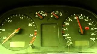 Тестируем  Комбинацию приборов Volkswagen Golf(, 2014-12-07T21:56:09.000Z)