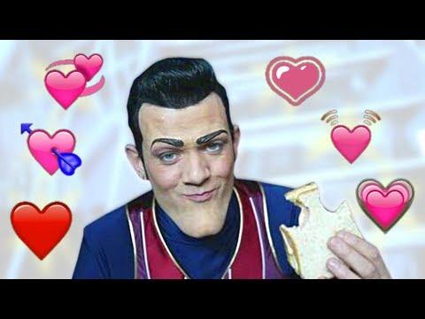 I love Robbie Rotten ❤️