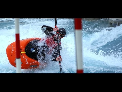 Lee Valley Olympic playboating