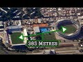 7 Football Stadiums Closest Together